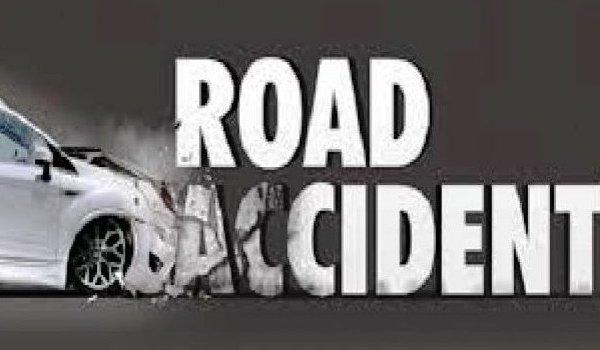 car and truck collision in Ganganagar