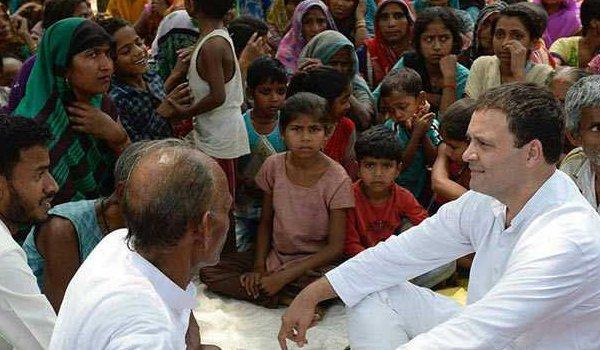 Rahul Gandhi begins 3 day amethi visit
