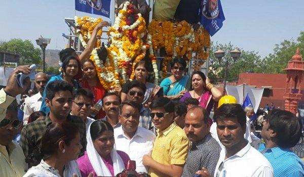 ambedkar jayanti celebrations and events in ajmer