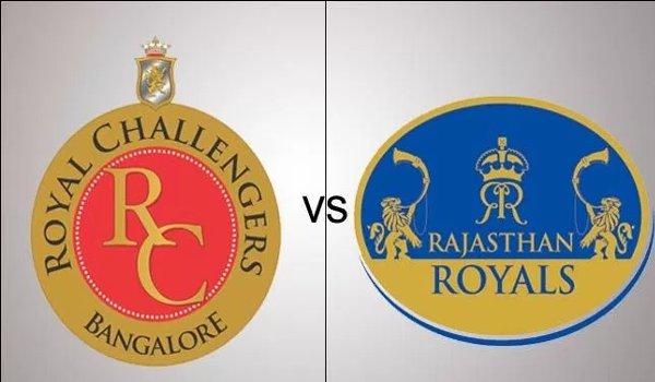 IPL 2018 : Royal Challengers Bangalore vs Rajasthan Royals
