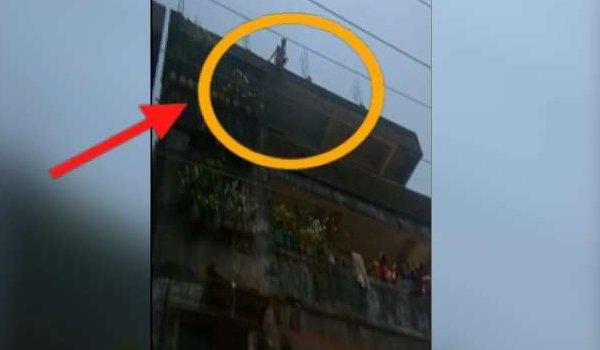 Girl jumps from terrace to escape molestation bid in Palghar