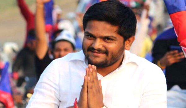 Sedition case : Ahmedabad Court issues bailable warrant against Hardik Patel