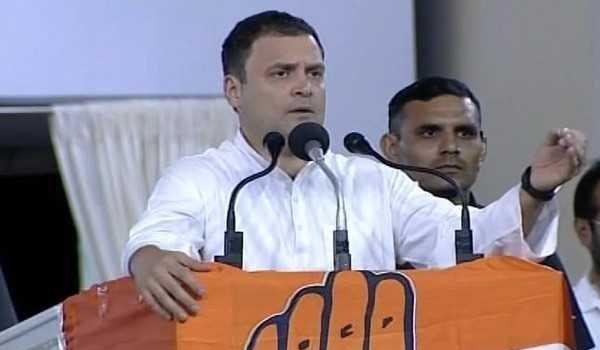 rahul gandhi says under united oppn, even modi may lose varanasi in 2019
