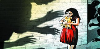 one year old girl raped by relative in Sehore