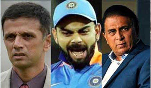 BCCI recommends Virat Kohli for Khel Ratna; Rahul Dravid for Dronacharya and Gavaskar for Dhyan Chand award