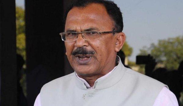 Education Minister vasudev Devnani