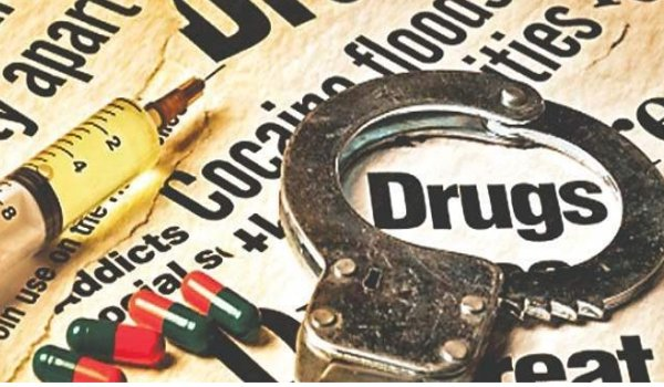 Delhi : Four arrested with drugs worth Rs 30 crores