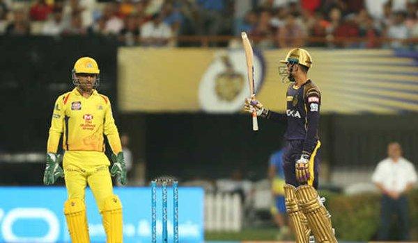 IPL 2018: Kolkata Knight Riders beat Chennai Super King by 6 wickets