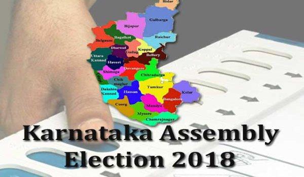 Karnataka assembly election 2018 : more than one-third candidate Karadipatti