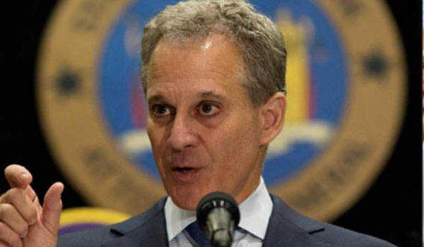 New York Attorney General Eric Schneiderman resigns over assault allegations