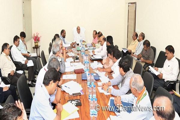 केन्द्र सरकार ने पांच राज्यों के लिए 1161.17 करोड़ रूपये की सहायता दी