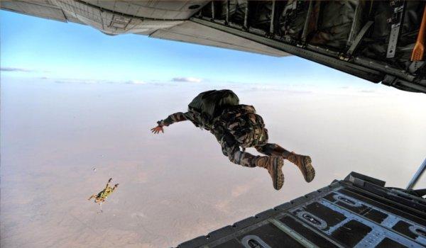 Parachute Battalions 7 Special Forces
