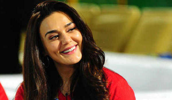 Bollywood's Dimple Girl Preity Zinta will not work in the remake of 'Satte Pe Satta'