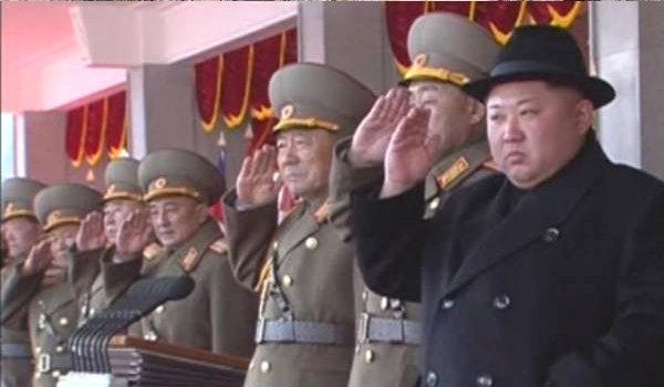 North Korea sacks top three military officials, as nuclear summit nears