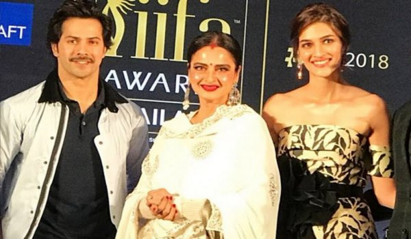 IIFA Awards 2018 : Rekha will return to stage after 20 years