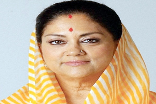 Population control needed for quality life- Vasundhara Raje