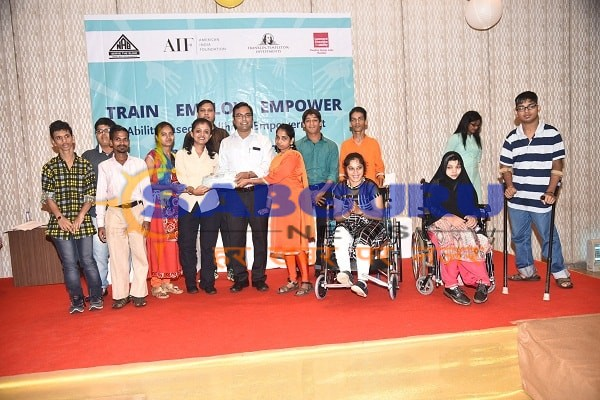 107 disabled youth completed training under the AIF program