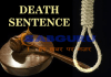 Death sentence awarded to six year old girl after raping her