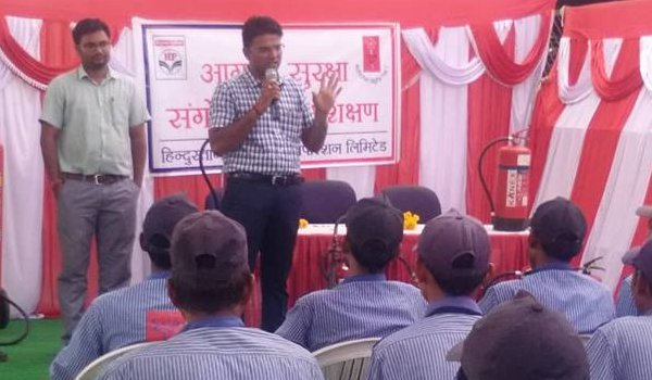 HPCL Petrol pumps employees get fire safety tips