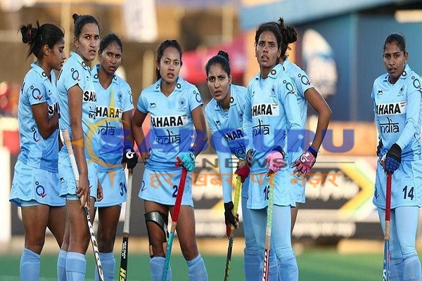 Indian women hockey team to face Olympic champions England