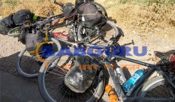 IS Claims Attack That Killed Four Foreign Cyclists In Tajikistan