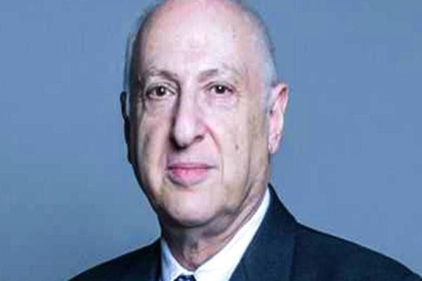 ब्रिटिश वकील लॉर्ड एलेेक्जेंडर कार्लाइल को नहीं मिली भारत में प्रवेश की अनुमति