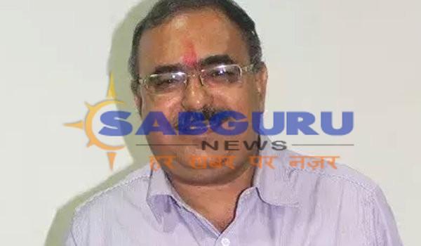 Dr Vijay Shrimali passes away