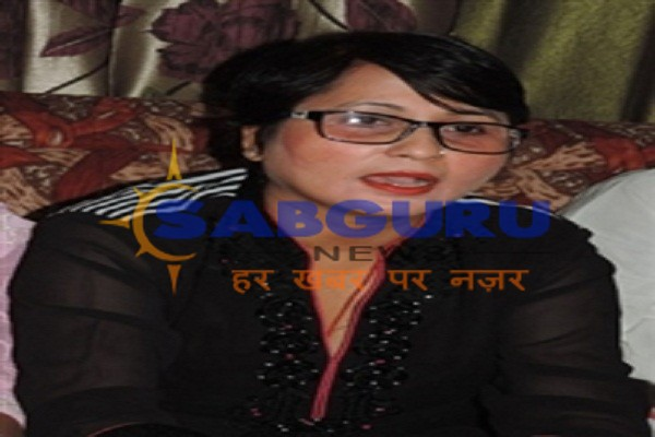 Workers of Central Government to bring the policies to the common people: Neelam Sinha