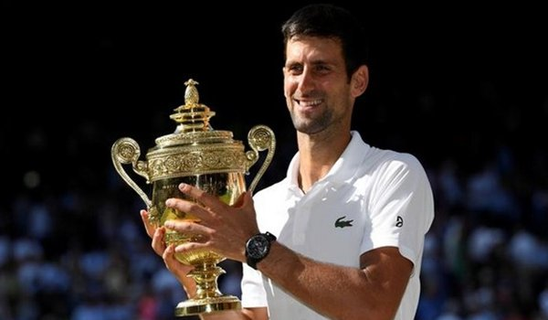 Novak Djokovic beats Anderson to win fourth Wimbledon title