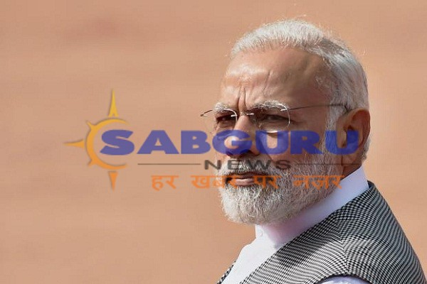 Narendra Modi on 23 to 27 visits to three African countries