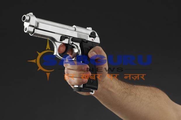 person shot dead in a land dispute in Bihar