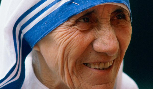 Mother Teresa was born on August 26, 1910