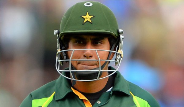 Pakistani batsman Nasir Jamshed banned for 10 years for involvement in spot fixing