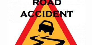 3 youths died and one injured in road accident in Shahjahanpur