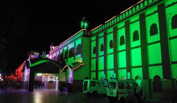 paryatan parv celebration at railway station ajmer