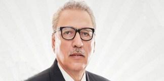 Arif alivi to take Pakistan's 13th presidential oath