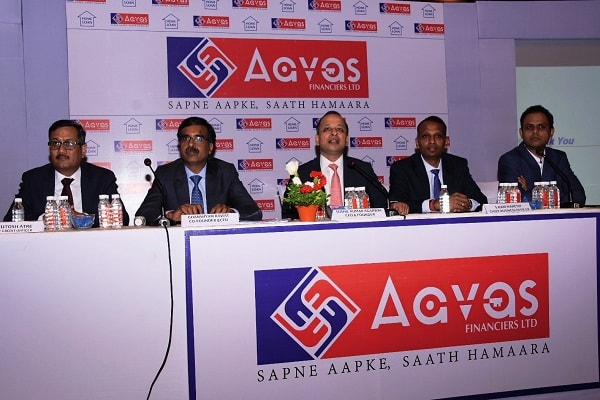 Aavas Financers Limited Initial public issue on 25- 27 September 2018