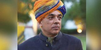 MLA manvendra singh quits BJP ahead of rajasthan polls, says kamal ka phool, badi bhool
