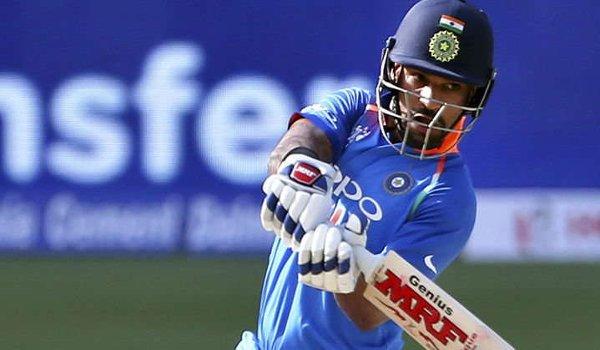 asia cup 2018 : Shikhar Dhawan equals Yuvraj Singh