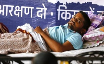 Hardik patel has not lost 20 kg weight during fast, has lost only 11.6 kg in 12 days
