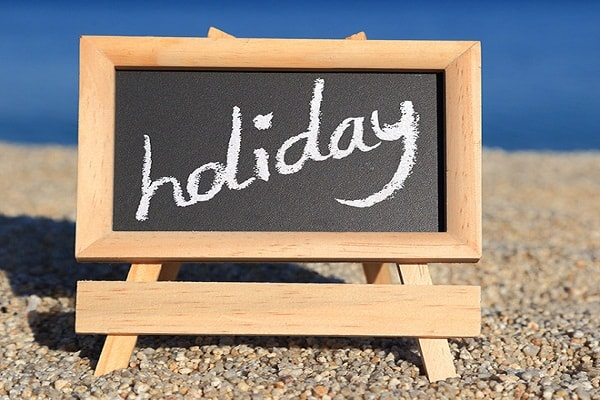 RBI officials and employees on holidays from tomorrow in hindi