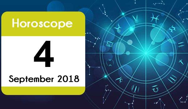 daily Horoscope for Tuesday 4th September 2018