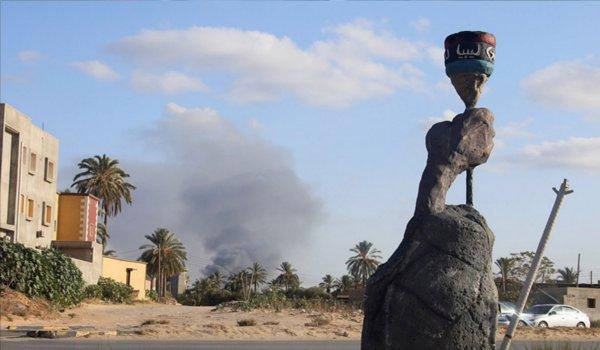 libya : 400 prisoners escaped from prison in Tripoli