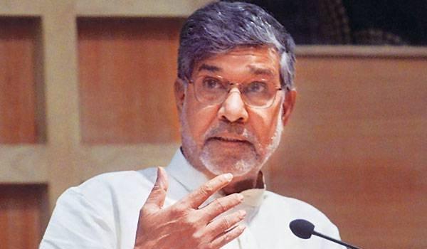 Nobel Peace Laureate Kailash Satyarthi