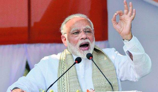 Government will continue to take tough decisions : PM Modi