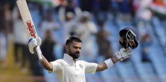 Virat Kohli second fastest 24 century after Bradman