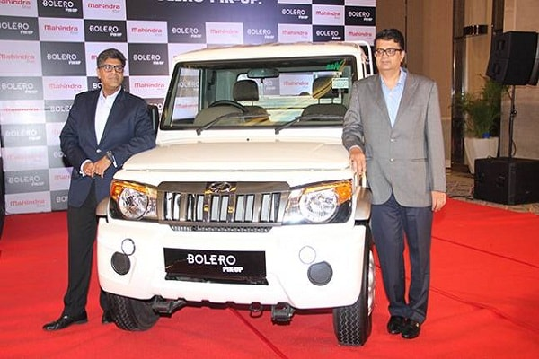 Mahindra Limited launches Maha Bolero Pickup