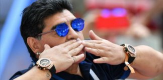 Messi Not a Leader, Goes to the Bathroom 20 Times Before a Game : Diego Maradona