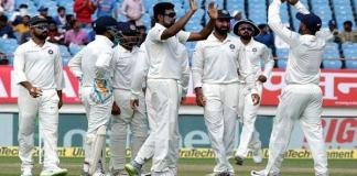 West Indies 181 all out, ind v west 1st test match