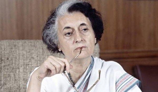 Indira Gandhi was assassinated On 31 Oct 1984